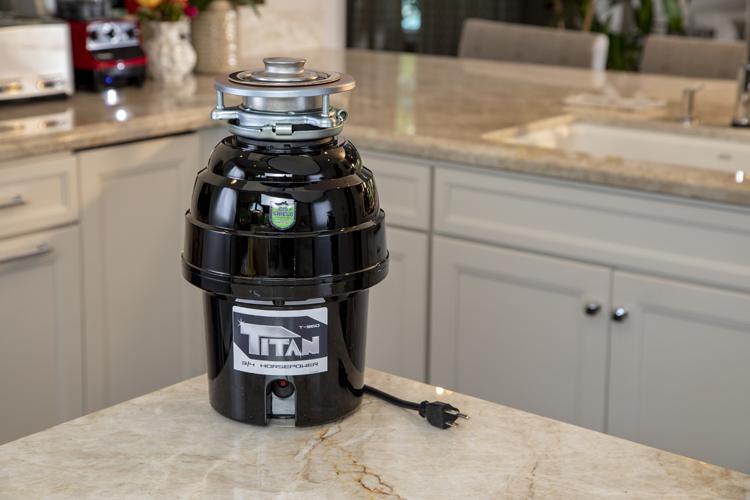Titan Food Waste Disposers