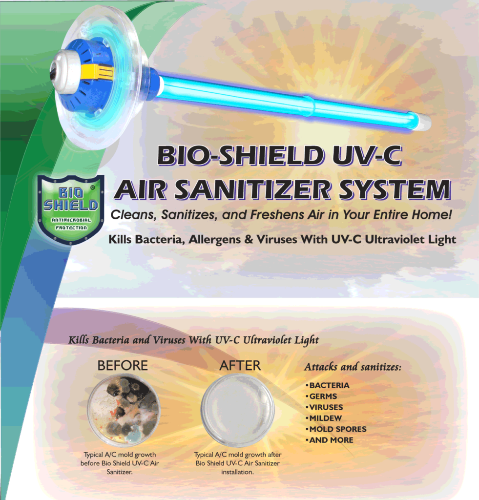 UV-C Air Sanitizer